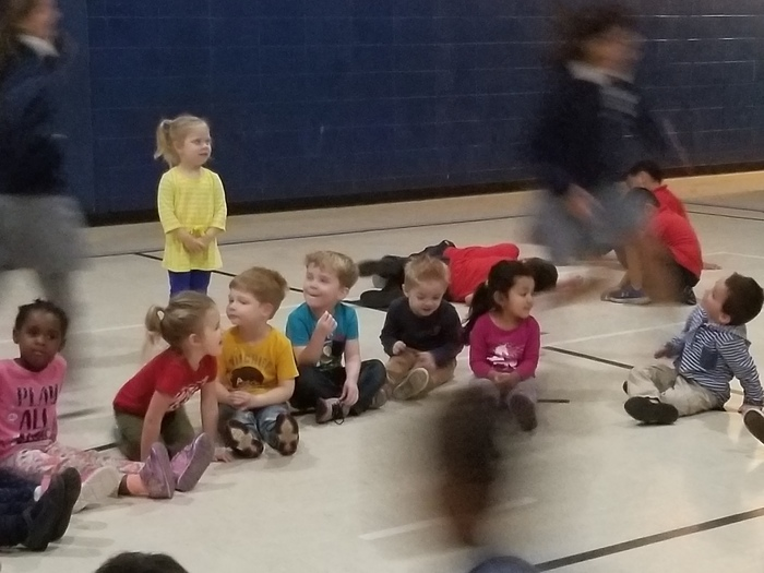 PreK-3 Playing Games