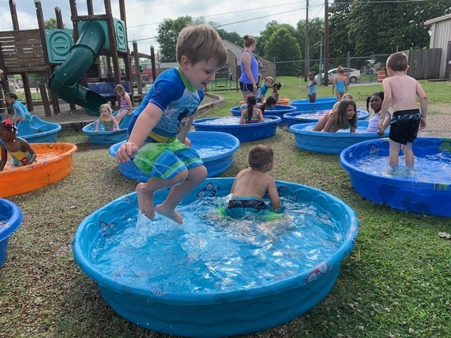 SummerCare Splash Day